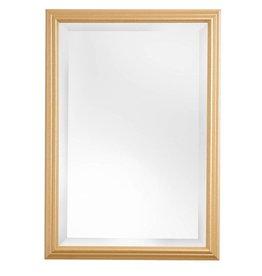 Sciacca - spiegel met gouden kader