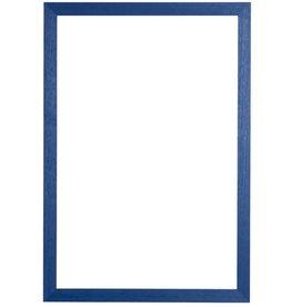 Xabia - blauwe schilderij kader