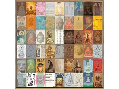 Buddha by Angelique