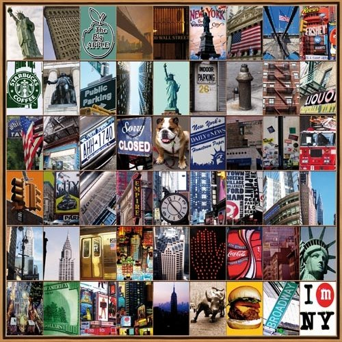 New York by Angelique