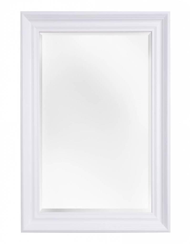 Brescia - Wit (met spiegel)