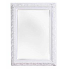 Zaragoza - spiegel met barok witte kader