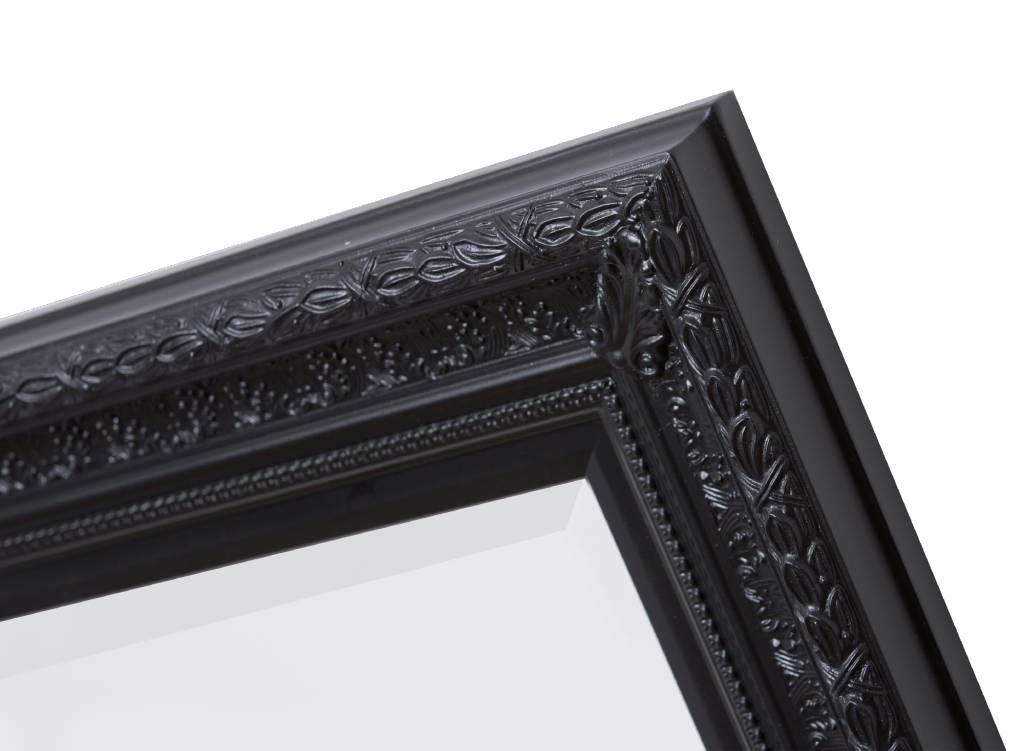 Antibes - Zwart (met spiegel)