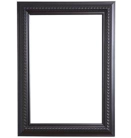 Ferrara - zwarte houten kader