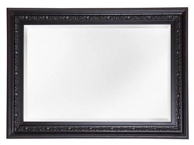 Murcia - Zwart (met spiegel)