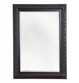 Zaragoza - spiegel met zwarte barok kader