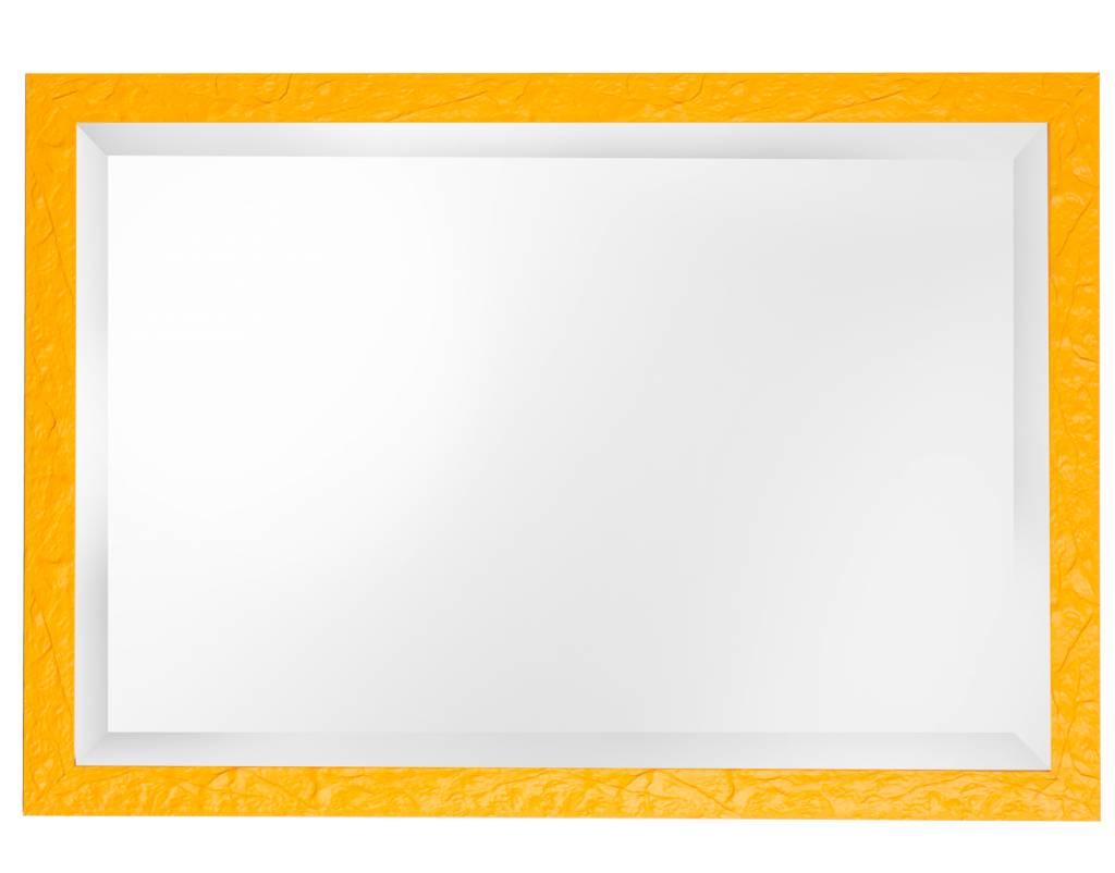 Metz - Geel (met spiegel)