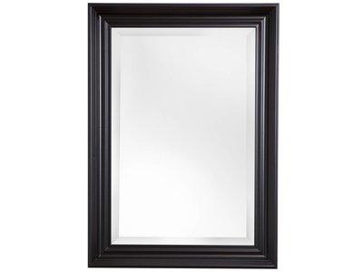 Brescia - Zwart (met spiegel)