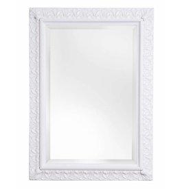 Padua - spiegel met witte kader
