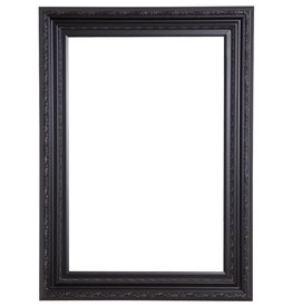 Valence - sfeervolle zwarte kader met ornament