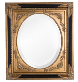 Tivoli - klassieke ovale spiegel