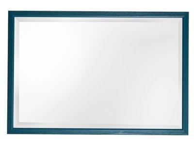Lille - Blauw (met spiegel)