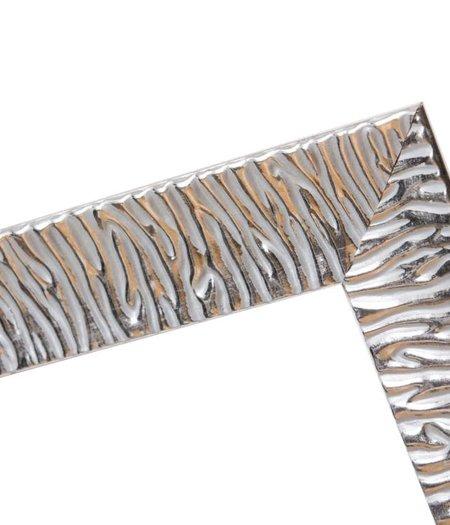 Kaapstad - moderne zilveren design kader
