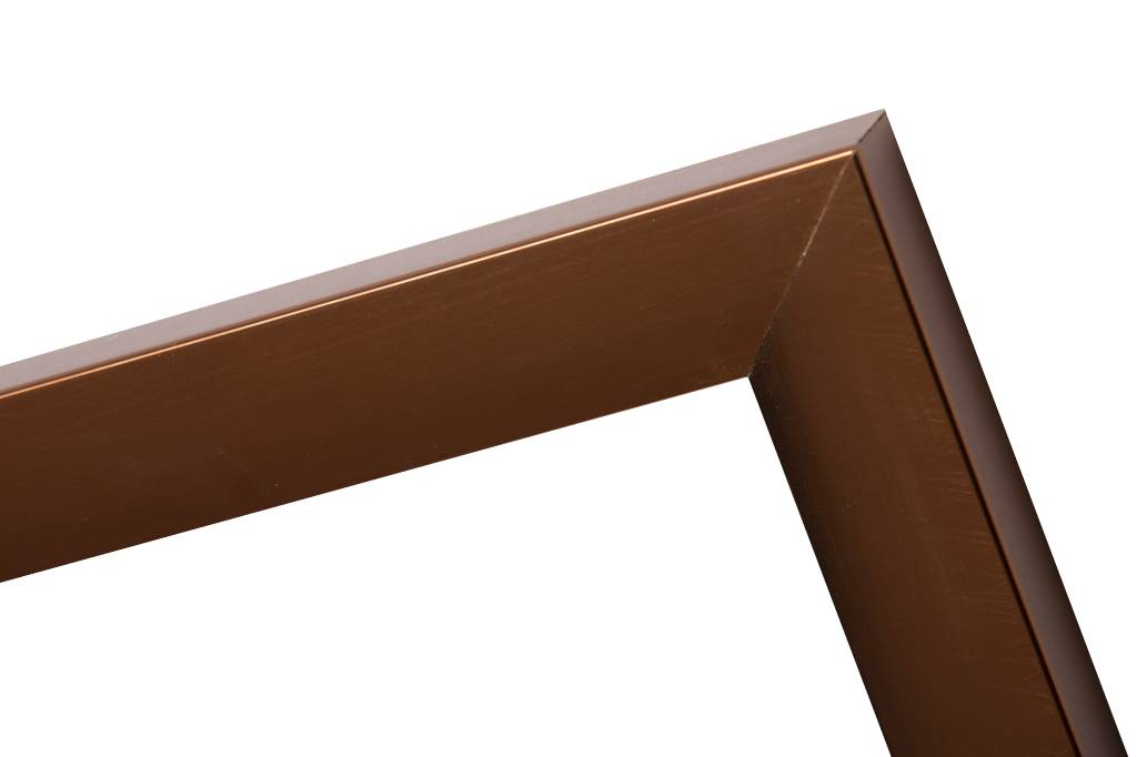 Corte - Design Kader kleur Brons