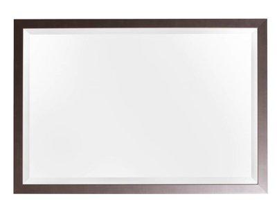 Barletta - RVS (met spiegel)
