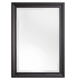 Pizzo - Italiaanse spiegel met zwarte kader
