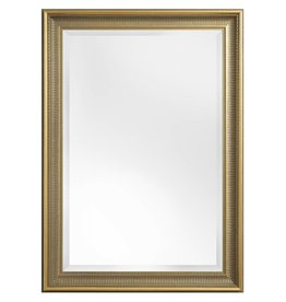 Spiegels op maat kunstspiegel be for Spiegel boven bed