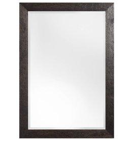 Umbria - spiegel met luxe houten kader