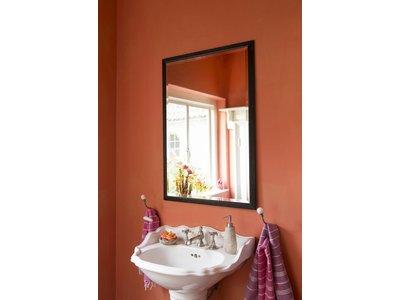 Lille - Zwart (met spiegel)