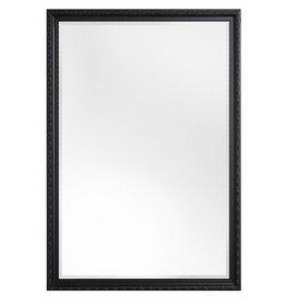 San Salvo - spiegel met klassiek zwarte kader