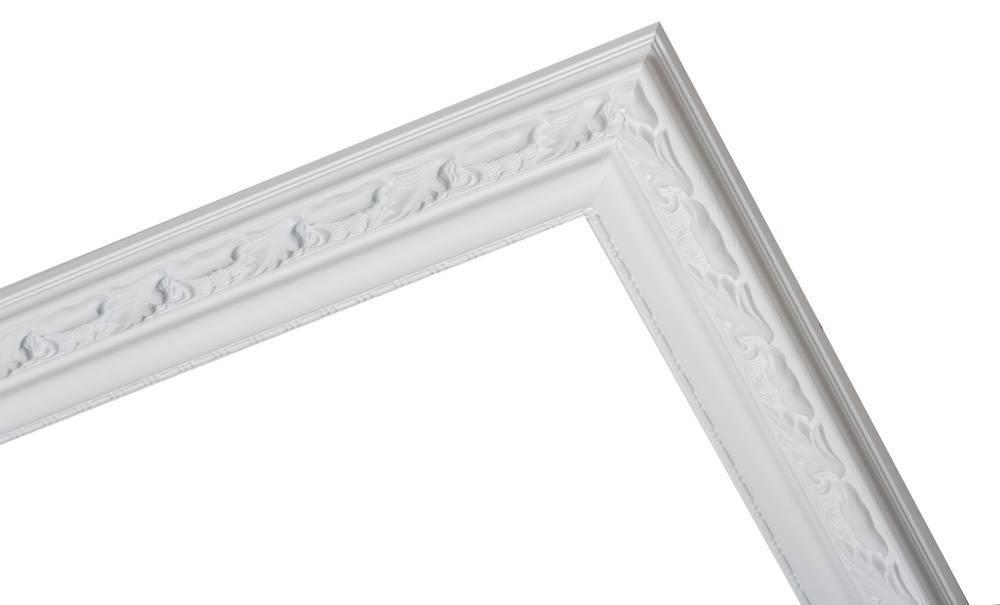 Bonalino klassieke witte kader