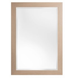 Sardinia Grande - spiegel met luxe licht houten kader