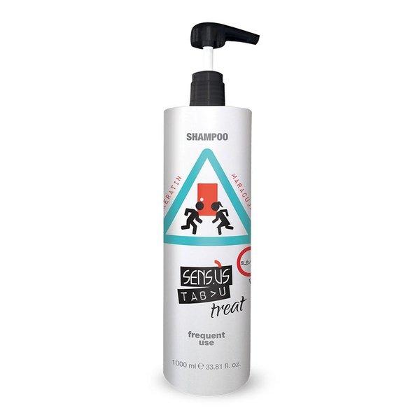 Sens.ùs Tabu Treat Shampoo Frequent Use 1000 ml