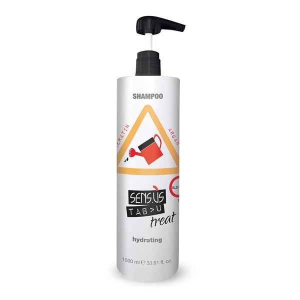 Sens.ùs Tabu Treat Shampoo Hydrating 1000 ml