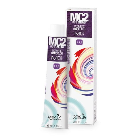 MC2 Cosmetic Hair Color 60 ml