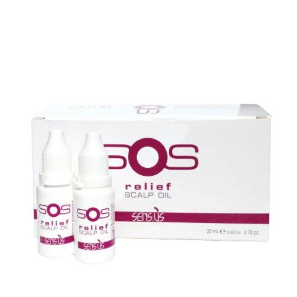 Sens.ùs SOS Relief Scalp Oil 18 x 20 ml