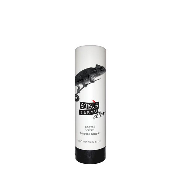 Sens.ùs Tabu Direct Color Pastel Black 150 ml