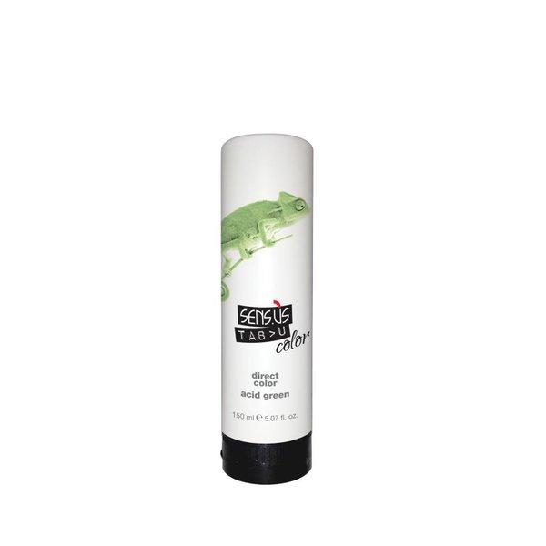 Sens.ùs Tabu Direct Color Acid Green 150 ml