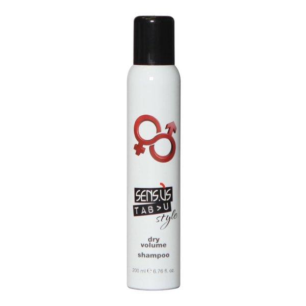 Sens.ùs Tabu Style Dry Volume shampoo 200 ml