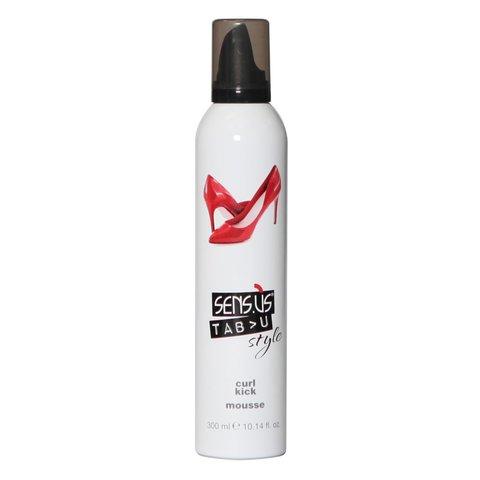 Tab>ù Style Curl Kick Mousse 300 ml