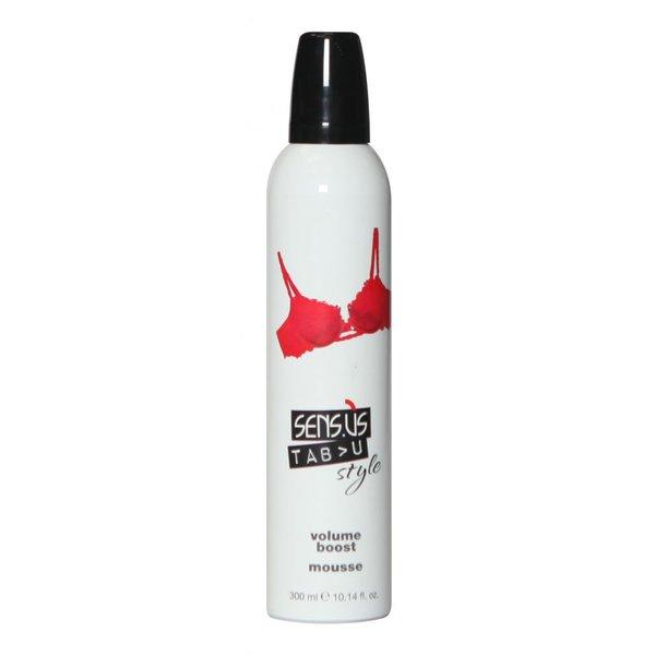 Sens.ùs Tabu Style Volume Boost Mousse 300 ml