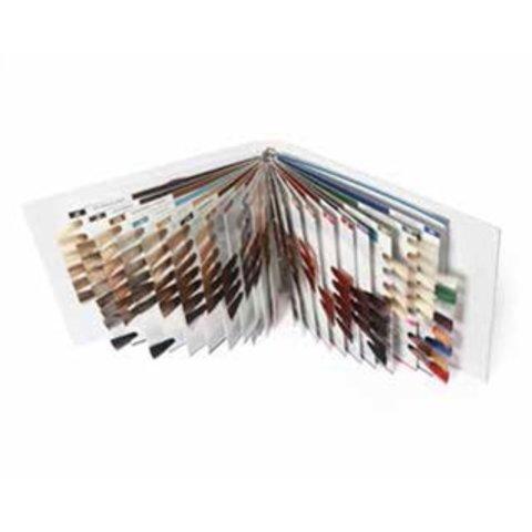 MC2 Kleurenkaart Lux