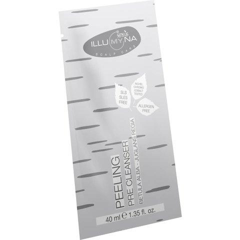 Scalp Care Peeling Pre-Cleanser 6x40 ml