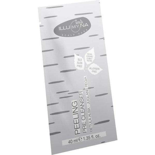 Sens.ùs Scalp Care Peeling Pre-Cleanser 6x40 ml