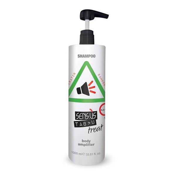 Sens.ùs Tabu Treat Shampoo Body Amplifier 1000 ml
