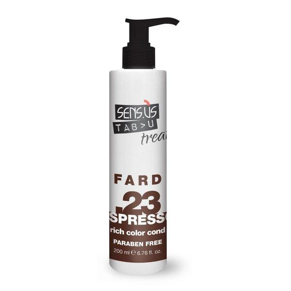 Sens.ùs Tabu treat fard espresso .23 200 ml