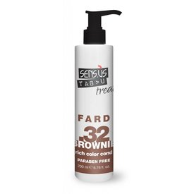 Sens.ùs Tab>ù treat fard brownie .32 200 ml