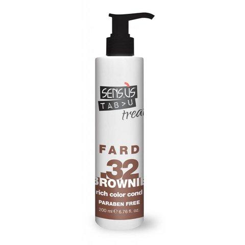 Tab>ù treat fard brownie .32 200 ml