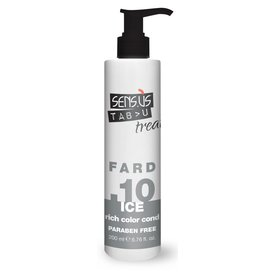 Sens.ùs Tab>ù treat fard ice .10 200 ml