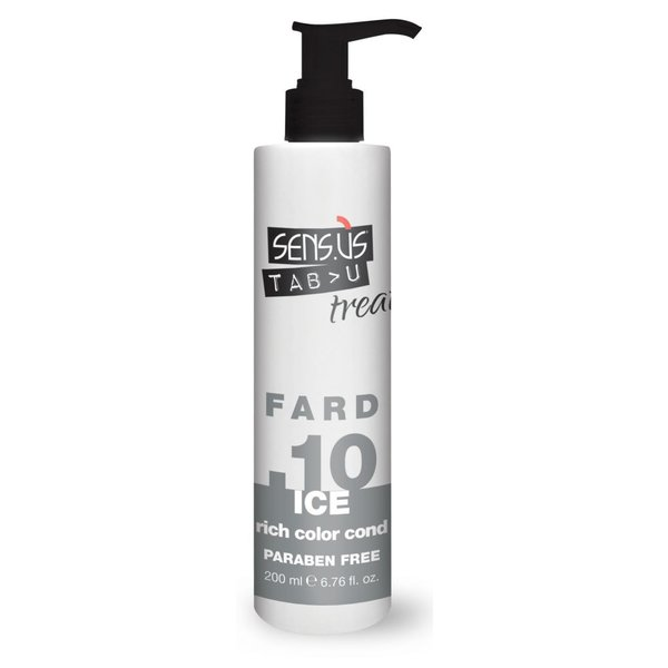 Sens.ùs Tabu treat fard ice .10 200 ml