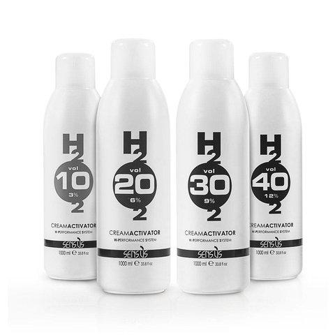 H2O2 Cream Activator 3% 1L