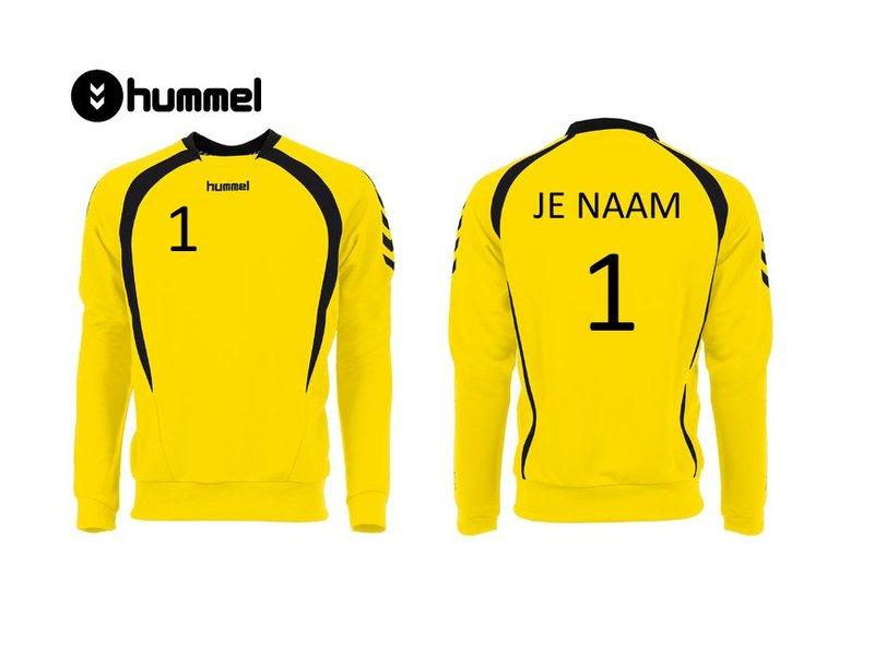 Hummel Keeperstrui (+ naam en nummer)