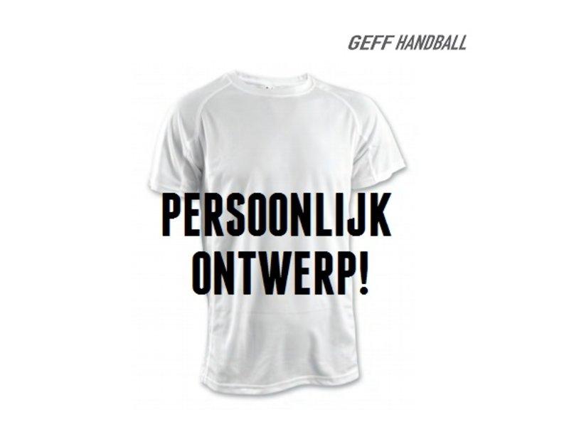 Geff Handbal Teamshirt (Heren)