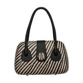 Lanero Bag Stripe Black