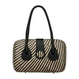 Mabini Bag Stripe Black