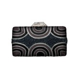Diwata Clutch Grey